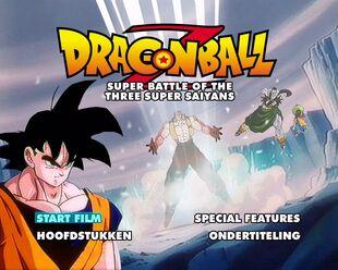 Dragon Ball Z - Movie 7 - Super Battle of the Three Super Saiyans