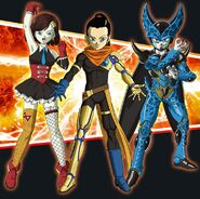 Super God Class-up Androide