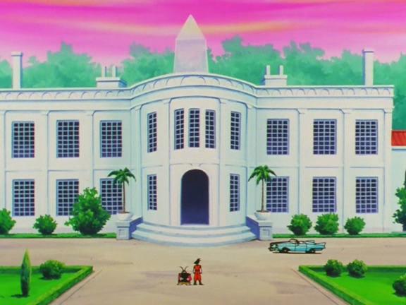 Grand Kai's mansion