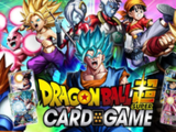 Dragon Ball Super Card Game (2017)