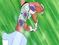 Frieza's Second Transformation - Double Axe Handle