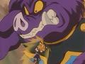 Goku Jr Super Saiyan Punch