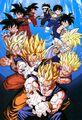 Comparacion Goku Gohan DBZ