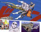 Frieza eliminates Jiren and Goku full