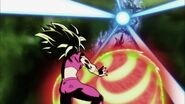 Goku Doctrina egoísta Kamehameha 4