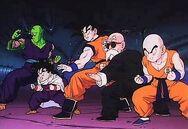 Dragon Ball Z: El sujeto más fuerte de este mundo