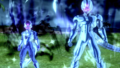 DBXV2 Golden Frieza & Metal Cooler (The Emperor's Return Saga) Supervillain Frieza Clan Brothers (Fraternal Fright! The Brothers Return Cutscene 3)