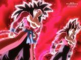 Super Full Power Saiyan 4 Limit Breaker