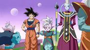 Shin los lleva con Zeno-sama