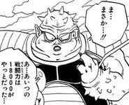 Dodoria Manga