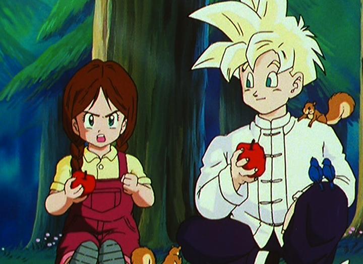 Dragon Ball Z épisode 170