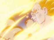 Vegeta prepara la Explosión Final