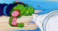 Power of the Spirit - Frieza about to kill Piccolo