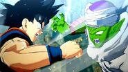 DB Game Project Z - Goku e Piccolo