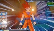 Goku SSJD en DBH