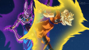 Goku pelea como Super Saiyan contra Beerus.png