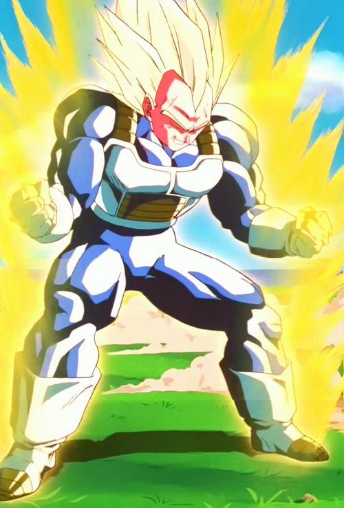 Super Saiyajin fase 2