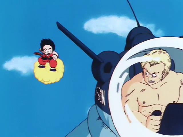 Dragon Ball épisode 055