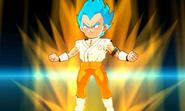 KF SSB Goku (SSB Vegeta)
