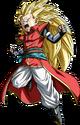 Beat (Super Saiyan 3) (Artwork)