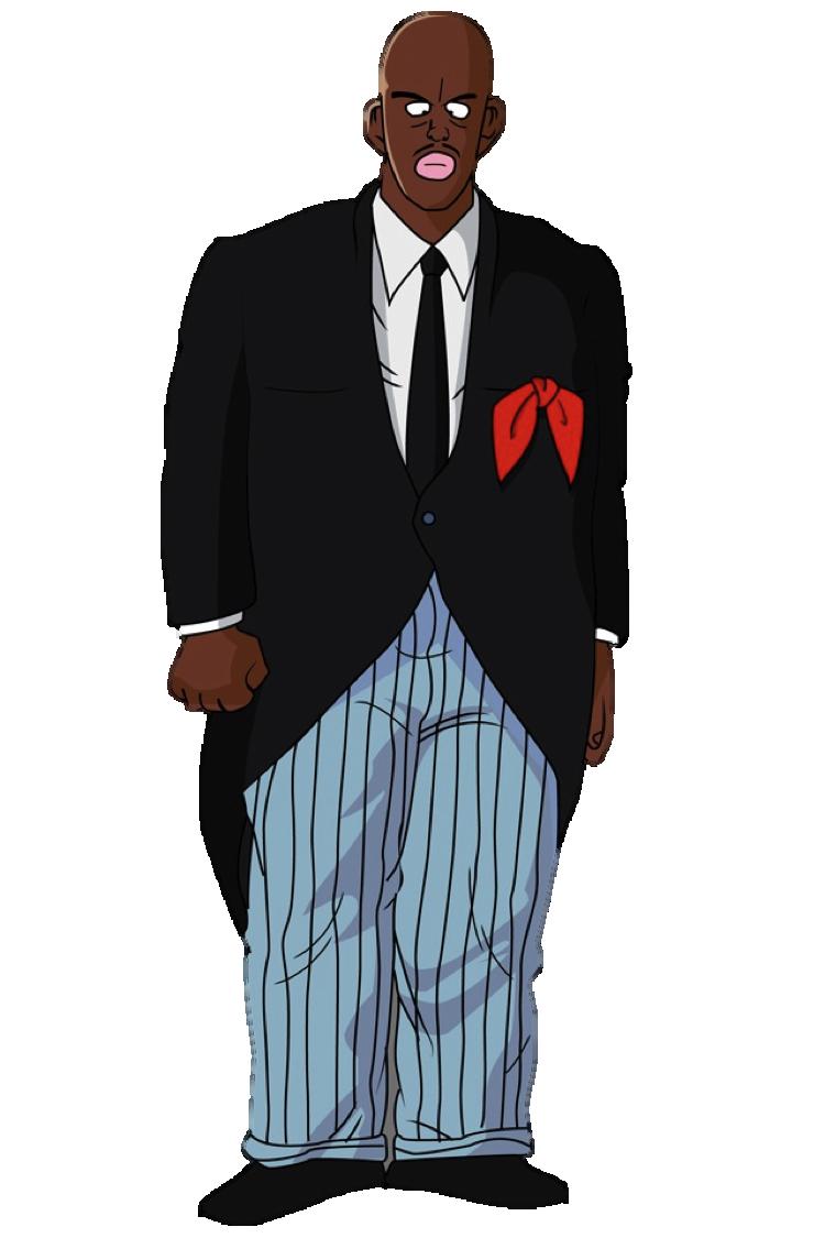 Colonel Black