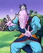 Kaio shin anciano del futuro
