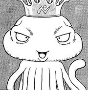 Re della Galassia Manga