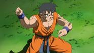 Yamcha en Goku y sus amigos