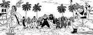 Dragon ball super manga cap 4 - goku e beerus pronti a combattere-0