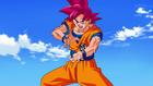 Goku Kamehameha em Bills