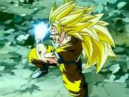Goku Super Saiyan 3 Kamehameha x22