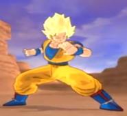 Goku ssj saga androide-BT3