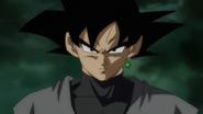 Goku Black Face