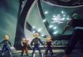 Goku Seals Dr Raichi
