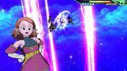 SDBH World Mission CAA Super Ability Subspace Summon X Chronoa's Temporal Judgement storm (Time Patrol's Warriors of Light - Supreme Kai of Time Chronoa, Xeno Gohan, Xeno Trunks, & Xeno Vegeta)