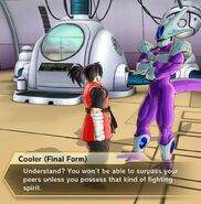 Xenoverse 2 - Cooler preaches his mojo