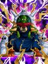 Dokkan Battle Terror Strikes Again Demon King Piccolo (Elder) card (Namekian Demon King Elderly Piccolo SSR-UR)