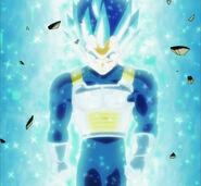 Vegeta (Más Allá Del Super Saiyajin Blue)
