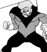 Carsserale manga de DB Super