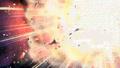 Goku is Ginyu and Ginyu is Goku - Ginyu's barrage attack explosion 2