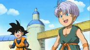 Goten y Trunks (¡Hey! Goku y sus amigos regresan)