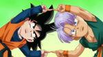 Kuu-Zen-Zetsu-Go Fusión de Goten y Trunks