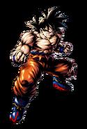 Son Goku Mundo Paralelo arte conceptual DB Legends