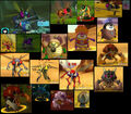 Dragon ball online bichos by hector444-d5eurac