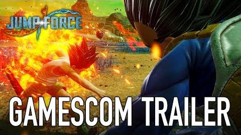 JUMP Force - PS4 XB1 PC - gamescom trailer