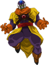 Super Dragon Ball Heroes World Mission - Character Sticker - Xeno Lord Slug
