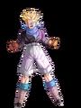 Baby Trunks (Super Saiyan) (Artwork)