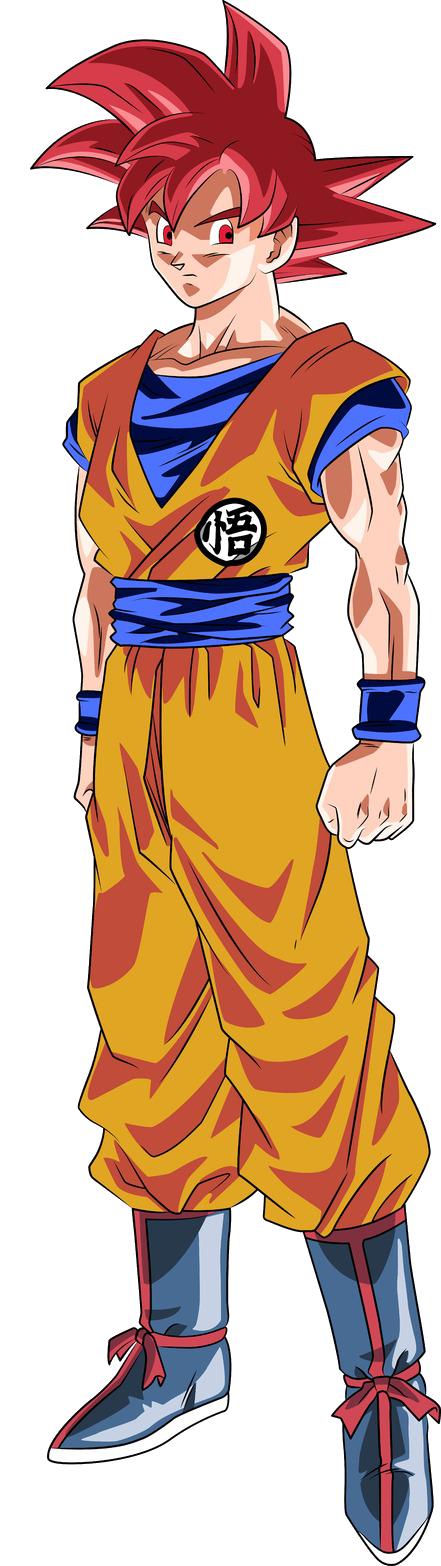 Deus Super Saiyajin