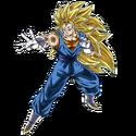 Vegetto (Super Saiyan 3) (Artwork)