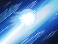 13. Goku finish Super Sigma off with a Kamehameha